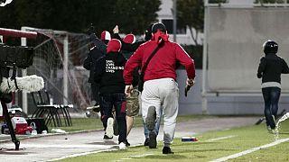 Σοβαρά επεισόδια στο ματς νέων μεταξύ Ολυμπιακού και Μπάγερν