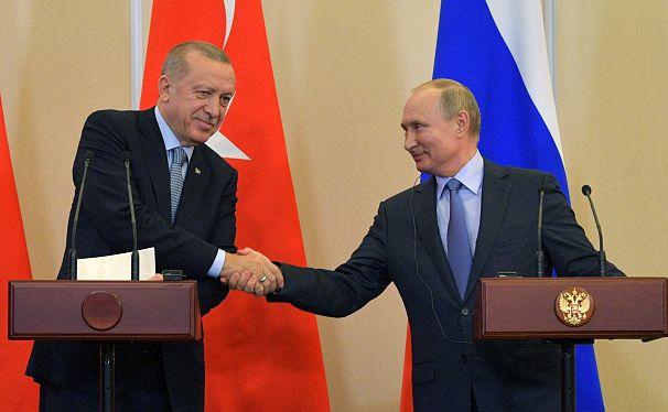 Sputnik/Alexei Druzhinin/Kremlin via REUTERS
