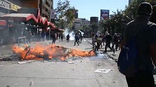 Sebastián Piñera pide perdón a los chilenos y anuncia reformas sociales