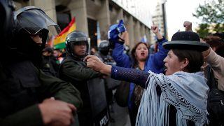 Présidentielle en Bolivie : l'opposition crie à la fraude