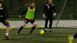 Футболисты подвержены риску деменции