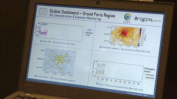 Des capteurs à Paris pour mesurer en continu les émissions de CO2