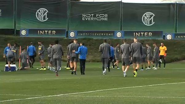 Bajnokok Ligája: Inter-Dortmund a szerda slágere
