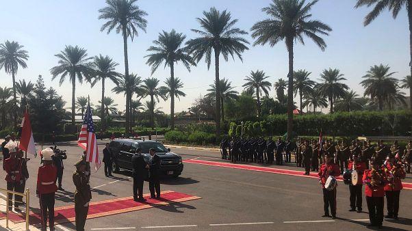 وزیر دفاع آمریکا از عربستان به عراق رفت