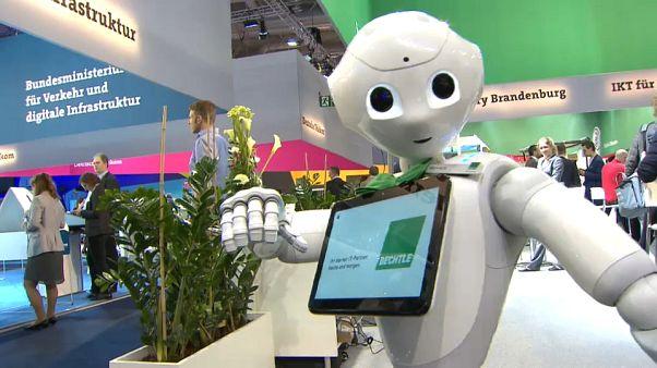 """""""Smart Country"""" Deutschland? Digitalisierungsmesse in Berlin"""