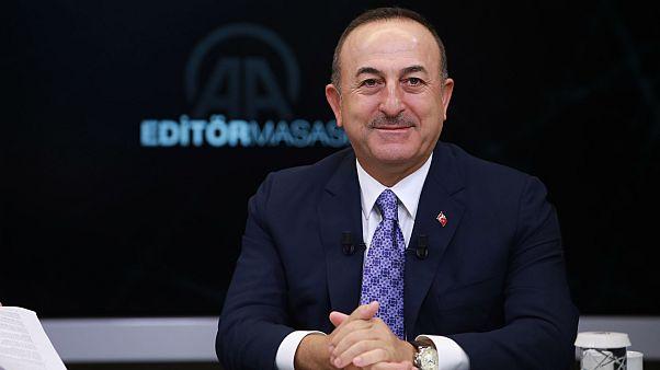 Çavuşoğlu: Fransa'nın YPG/PKK devleti kurmak istediğini biliyoruz
