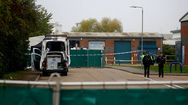 UK lorry deaths: Police arrest two more people after 39 Chinese nationals found in truck