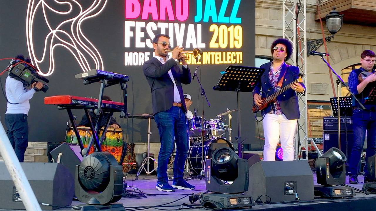 Global artists celebrate musical freedom at the Baku Jazz Festival