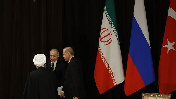 Türkiye ile Rusya'nın anlaşmasına İran'ın tepkisi: Memnuniyetle karşılıyoruz