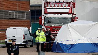 Londra: 39 cadaveri in un camion, ipotesi immigrazione clandestina