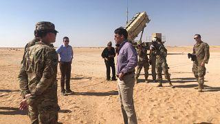 ABD Savunma Bakanı Mark Esper'den Bağdat'a sürpriz ziyaret
