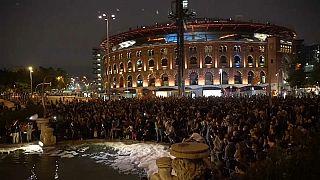 Politisches Saubermachen in Barcelona