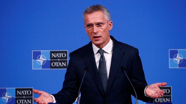 Stoltenberg: Türkiye'deki patriot bataryalarını gözden geçirmek NATO üyelerinin inisiyatifinde