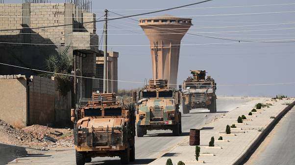 Turkey has captured hundreds of militants in Syria