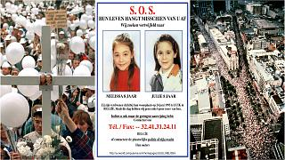 The White March, held in 1996, commemorated Dutroux's victims, including 8-year-olds Julie and Melissa