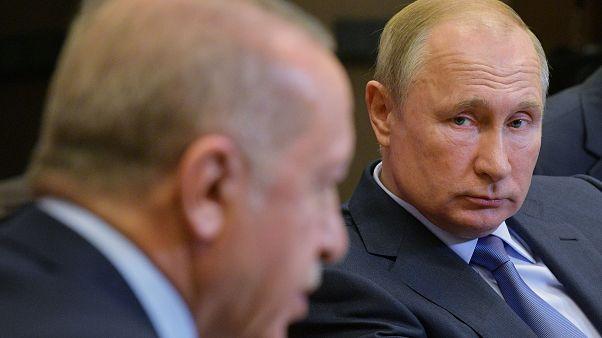 Προειδοποιήσεις Ρωσίας στους Κούρδους