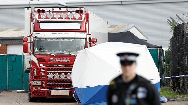 Βρετανία: Και Βιετναμέζοι στο φορτηγό του τρόμου