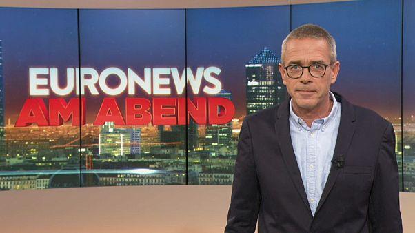 Euronews am Abend vom 23.10.2019