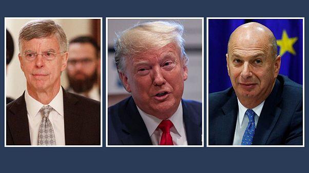 ماجرای اتهام «گروکشی سیاسی» علیه ترامپ چیست؟
