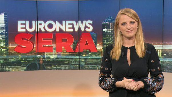 Euronews Sera | TG europeo, edizione di mercoledì 23 ottobre 2019