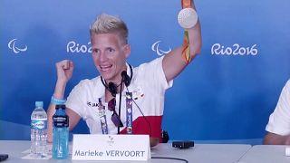 Atleta paralímpica Marieke Vervoort morre por eutanásia