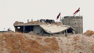 القوات الروسية تتوجه إلى شمال شرق سوريا قرب الحدود التركية