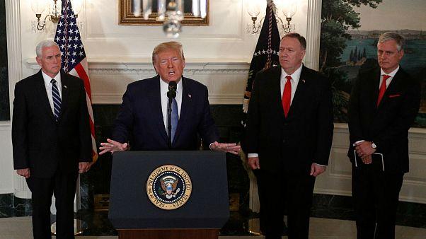دونالد ترامپ تحریمهای آمریکا علیه ترکیه را لغو کرد