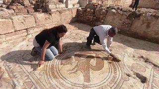 شاهد: اكتشاف كنيسة بيزنطية قرب القدس تعود إلى القرن السادس