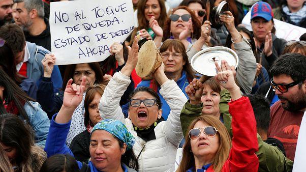Las promesas de Piñera no calman las manifestaciones en Chile