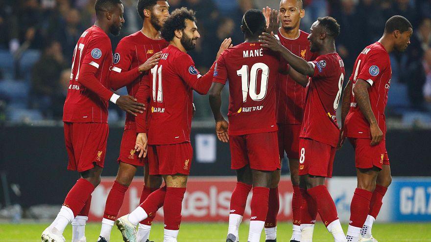 Champions League: Συνέχισαν με νίκες τα φαβορί