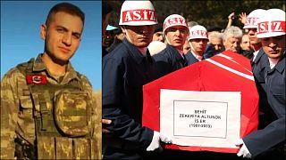 Zekeriya Altunok, KHK ile polislikten ihraç edildi, 16 ay hapis yattı, askerde hayatını kaybetti