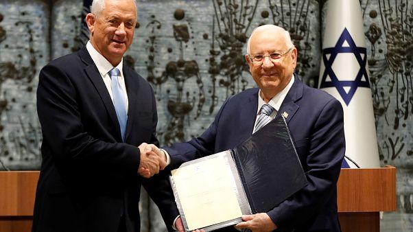 Israele: Benny Gantz incaricato di formare il governo