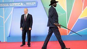 Зачем России нужна Африка?