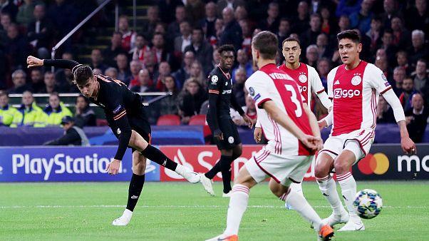 دوري أبطال أوروبا أمستردام، هولندا  23 أكتوبر/ تشرين الأول 2019
