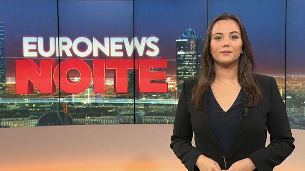 Euronews Noite | As notícias do Mundo de 23 de outubro de 2019