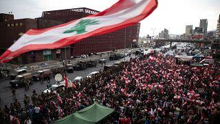 مسؤول أمريكي: الولايات المتحدة تدعم حق الشعب اللبناني في التظاهر السلمي