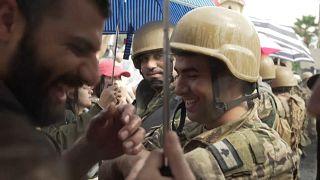 Liban : l'armée déployée face aux manifestants