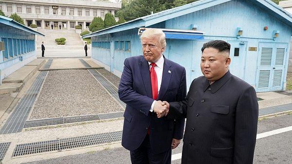 """مسؤول كوريّ شمالي: العلاقة بين ترامب وكيم جونغ أون """"خاصّة"""""""