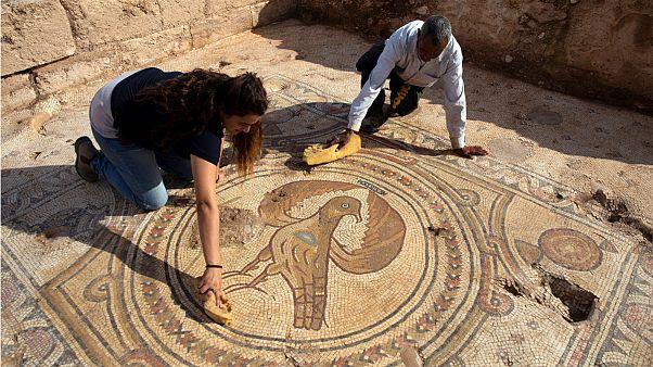 کشف بقایای کلیسای یادبود یک «شهید پرافتخار» در سرزمین مقدس