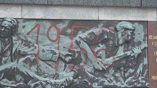 Чехия: осквернен памятник Красной Армии