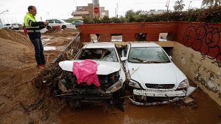 Se reanuda la búsqueda en Cataluña de los cinco desaparecidos tras las lluvias