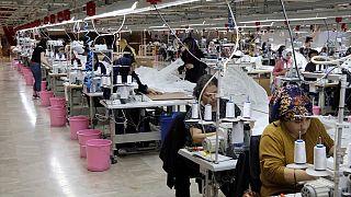 Türkiye'de tekstil fabrikası