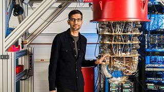 Google vermeldet Quantenüberlegenheit