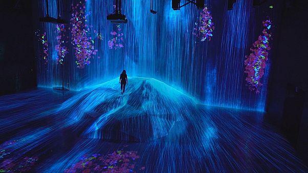 سفر به دنیای عجایب هنرهای دیجیتال در توکیو