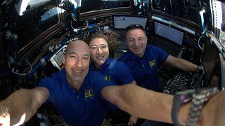 Nem könnyű főnöknek lenni az űrben