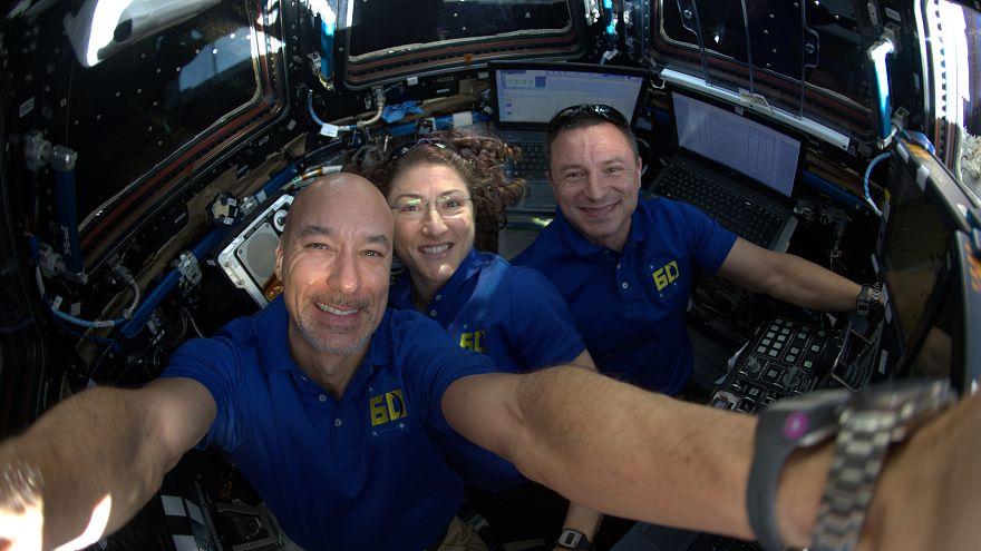 Τα νέα από τον Διεθνή Διαστημικό Σταθμό
