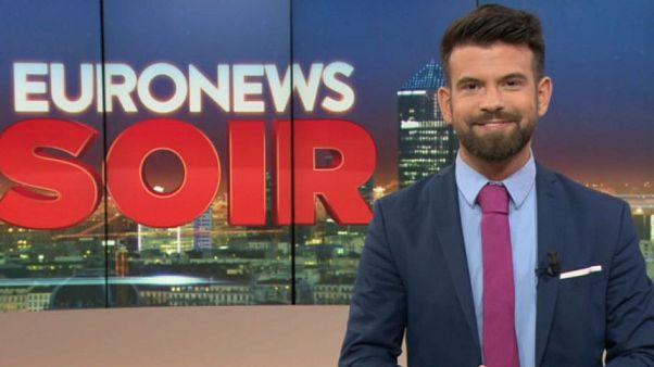 Euronews Soir : l'actualité du jeudi 24 octobre 2019