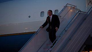 Mike Pompeo, NATO Zirvesi için Brüksel'e geldi