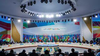 A primeira cimeira África-Rússia teve lugar em Sochi