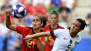 İspanyol kadın milli takımı futbolcuları